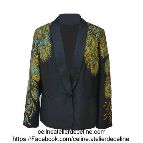 Nouvelle collection de vêtements peints et personnalisés entre Nîmes et Montpellier